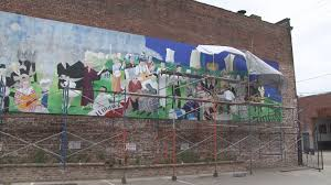 wbir com knoxville music history mural being repainted in the wbir com knoxville music history mural being repainted in the old city