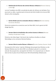 service bureau distance services de bureau à distance pdf