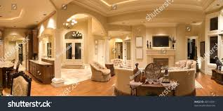 panorama luxury home interior stock photo 48514591 shutterstock