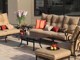 Cast Aluminum Patio Furniture Sets - patio 30 conversation patio sets cast aluminum patio