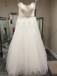 wedding dress eng sub bridals ivory lace net 2908 formal