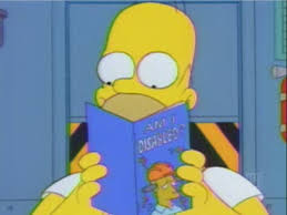 classic simpsons quotes simpsons a day
