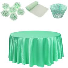 Mint Chair Sashes Mint Green Table Runner Pulliamdeffenbaugh Com