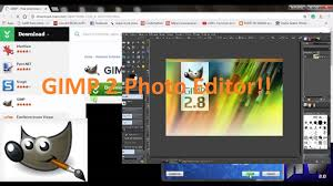 how to download and install gimp 2 photo editing software on pc