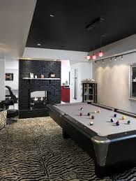 billiard room man cave masculine interiors pinterest tables