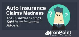 8 craziest things said to an insurance adjuster car insurance funny quotes 44billionlater