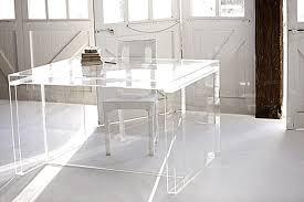 Lucite Office Desk Inspiring Exles For Lucite Office Desk Design Home Design