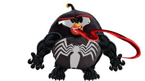 venom angry birds coloring pages for kids venom coloring youtube
