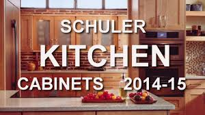schuler kitchen cabinet catalog 2014 15 at lowes youtube