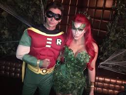 Batman Robin Halloween Costumes Girls Kim Kardashian Joins Batman U0027s Rogues U0027 Gallery Poison Ivy