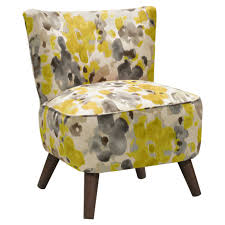 Grey Yellow Chair Yellow Accent Chair Priscilla Yellow Accent Chair Living Spaces