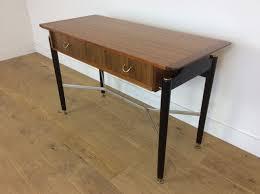 Mid Century Console Table Mid Century Console Desk G Plan E Gomme C 1952 United Kingdom