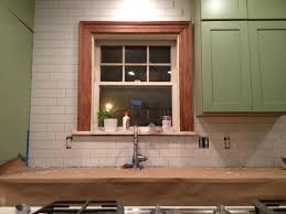 Kitchen Window Backsplash Backsplash In Kitchen Window Caurora Com Just All About Windows