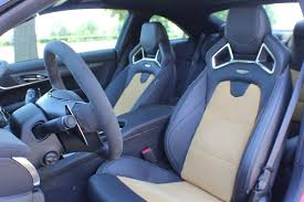 Cadillac Ats Coupe Interior 2016 Cadillac Ats V 8 Speed Automatic Review Gm Authority