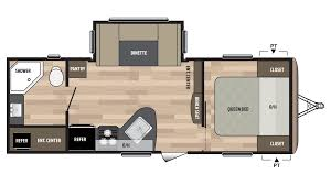 keystone travel trailer floor plans keystone springdale 235rb travel trailer for sale