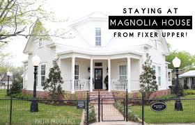 Fixer Upper Homes by Stay At The Magnolia House From Fixer Upper Youtube