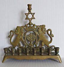 antique menorah antique menorah ebay