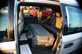 2005 dodge caravan silver family mini van used car sale