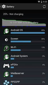 android battery high android os battery usage geforce forums