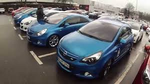 opel germany opc drivers germany treffen in bochum am 06 04 2015 youtube