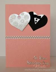 wedding day cards for groom handmade wedding card for the and groom on