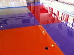 Red Floor Paint Uac Epoxy Flooring Pensacola Pensacola Epoxy Floor