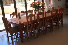 Dining Table 12 Seater Photo Alluring 10 Seater Extending Dining Table 12 Person