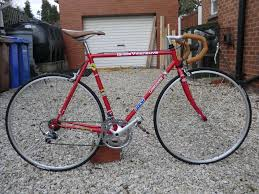 ferrari bicycle one off steelie build with full 105 bikeradar forum