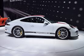 porsche truck 2015 2017 porsche 911 r proof stripes go with everything