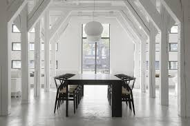 Axis Dining Table Photo 3 Of 10 In A Converted Warehouse In Amsterdam Boasts