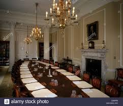 10 downing street the cabinet room stock photo royalty free