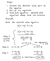 Worksheet Word Equations Solving Absolute Value Equations Worksheet Algebra 2