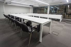 Designer Boardroom Tables Contemporary Boardroom Table Laminate Rectangular Modular