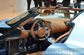 koenigsegg inside koenigsegg regera steering wheel at the 2015 geneva motor show