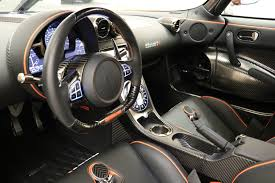 koenigsegg agera s interior koenigsegg agera rs one of 1 for sale