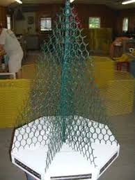 crab trap tree décor yard collapsible decorating ideas