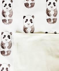 stickers panda chambre bébé panda addict babayaga magazine