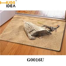 Ultra Thin Bath Mat Door Mat Picture More Detailed Picture About Scorpions Desert