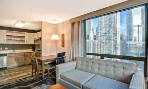 Comfort Suites Michigan Avenue Chicago Homewood Suites Chicago Downtown Hotel Near Michigan Avenue
