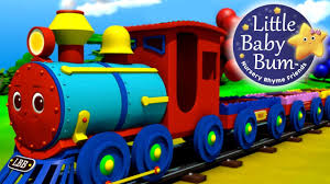 Color by The Color Train Song Learn Colors With The Littlebabybum Train