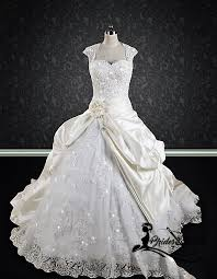 cinderella wedding dress cinderella wedding dress customized by brides and tailor