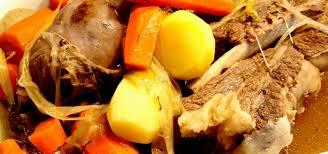 cuisine pot au feu pot au feu cuisine française recette