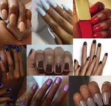 good nail polish colors for dark skin best nail ideas