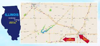 Champaign Illinois Map by Sullivan Auctioneersupcoming Events Major Piatt County