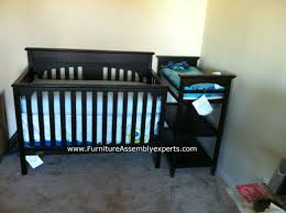 Target Baby Changing Table Target Baby Crib And Changing Table Assembled In Fort Washington