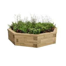 Tooth Shaped Planter by Raised Bed And Planter Diy Kits Of All Shapes And Sizes Woodblocx