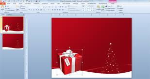 free animated christmas powerpoint templates u2013 template design