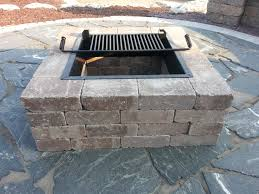 pit kit pit building kit block pavestone tips traditional outdoor