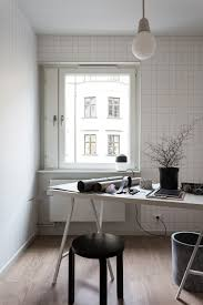 notebook wallpaper in a beautiful scandinavian interior