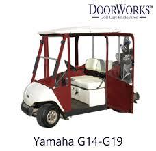 golf cart cover yamaha g14 g19 doorworks vinyl 1 jpeg v u003d1498666515